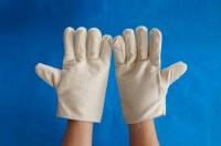 涤棉斜纹布帆布手套